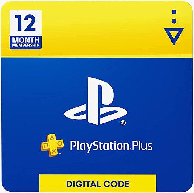 PlayStation Plus: 12 Month