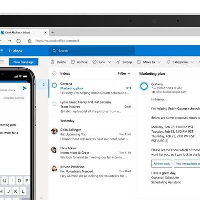 Microsoft has a new meeting scheduler service to save you time