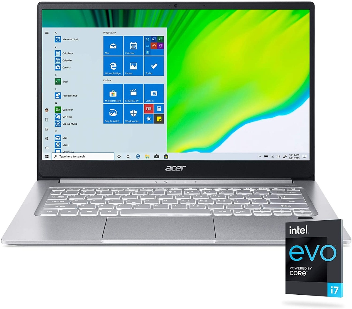 Acer Swift 3, now just $669.99