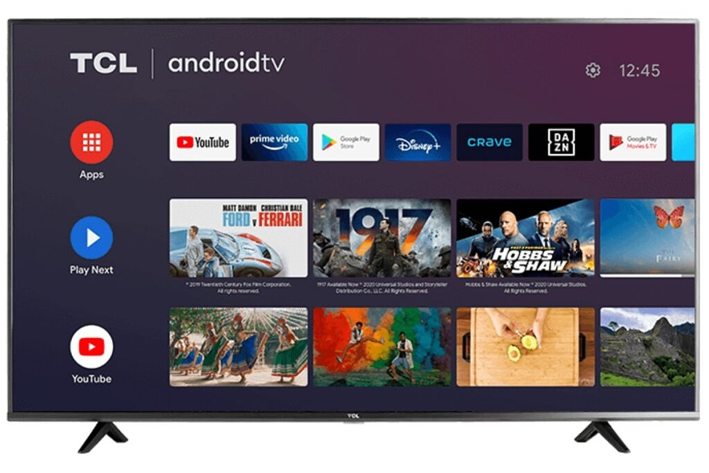 TCL 4 Series S434