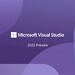 Visual Studio 2022 is now in preview, built for 64-bit PCs