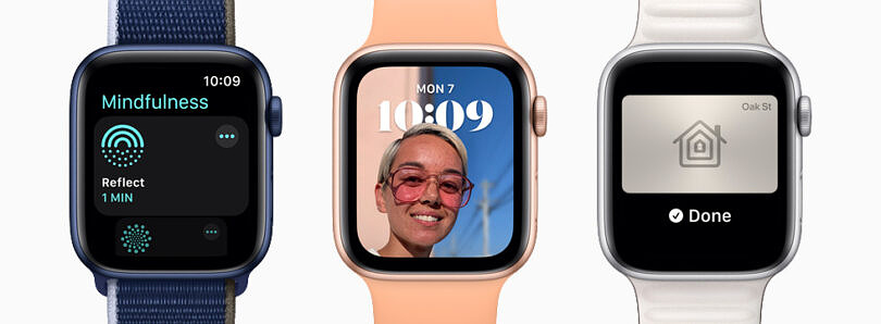Here are the new features Apple is adding to watchOS 8 for the Apple Watch
