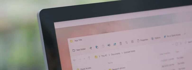 Microsoft teases a new look for File Explorer and Settings in Windows 11