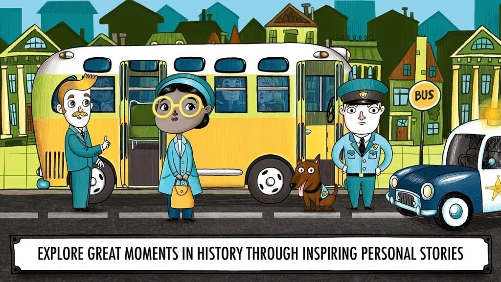 Women who changed the world - Rosa Parks