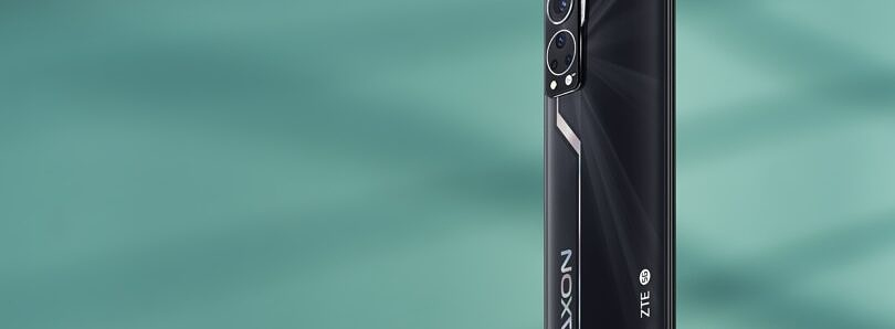 ZTE's Axon 30 launches globally next month with a better under-display camera