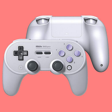 Get an 8Bitdo SN30 Pro+ controller for just $42 right now
