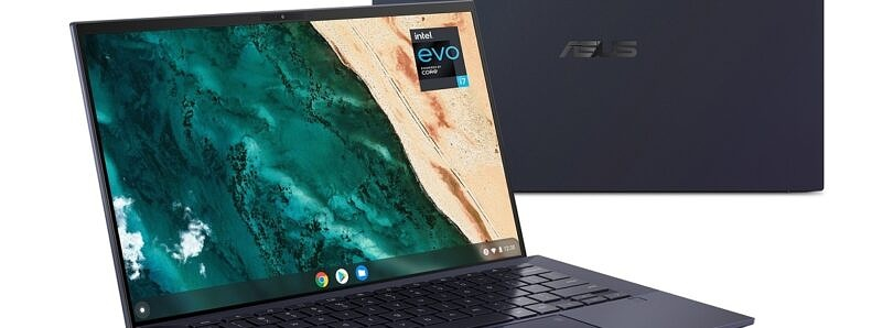 ASUS launches Chromebook CX9 and CX5 with Intel Tiger Lake CPUs