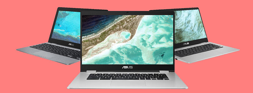ASUS is bringing six new affordable Chromebooks to India