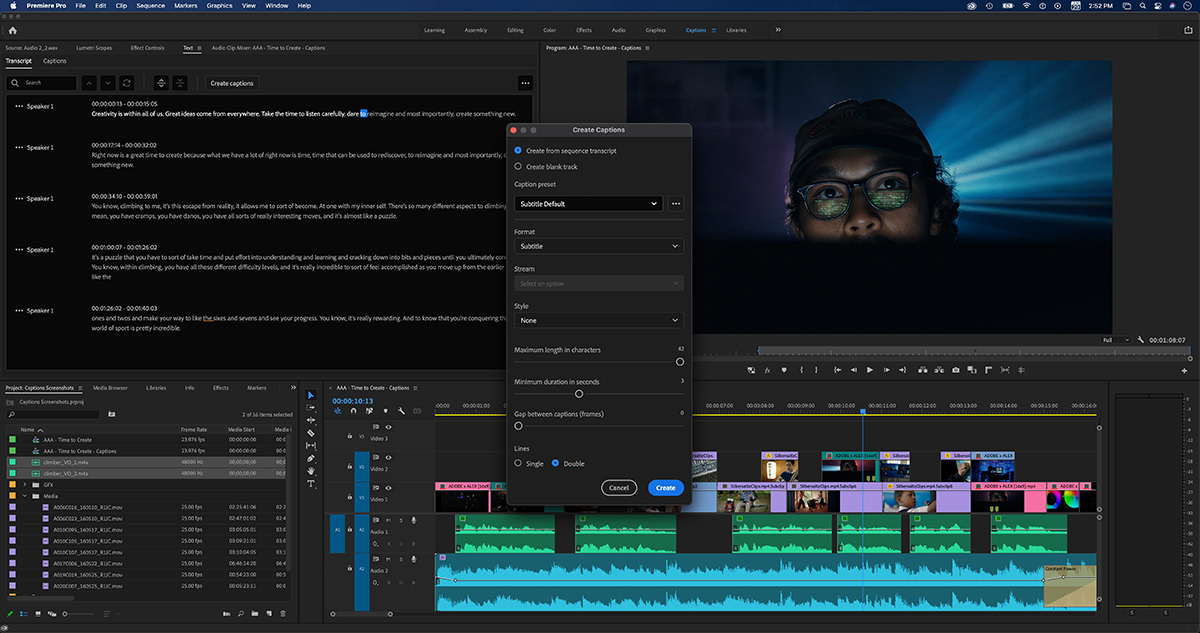Adobe Premiere Pro for Apple Silicon comes out of beta