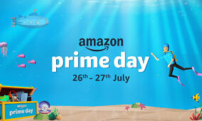 Amazon Prime Day Sale in India: Best Deals on Smartphones, Earphones, Smartwatches, and everything Tech!