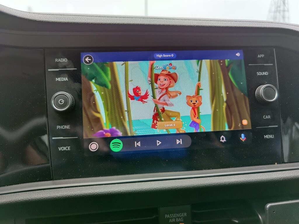 ZooBoom in Android Auto