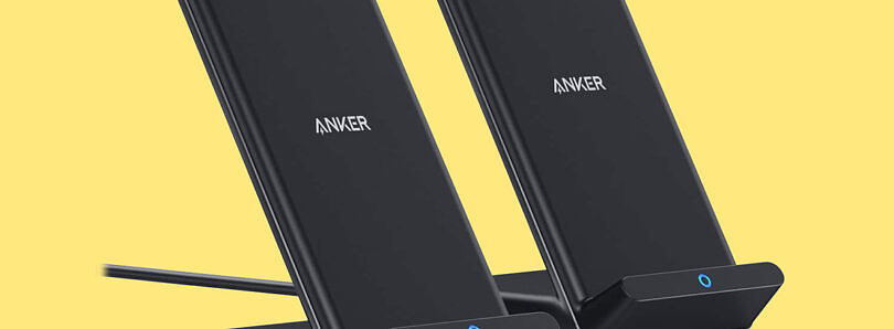 Get two Anker PowerWave charging stands together for $29