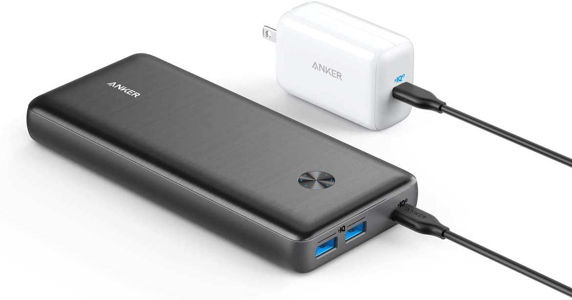 Anker PowerCore III Elite 25600 PD 60W with 65W PD Charger