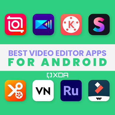 These are the Best Video Editor Apps for Android: InShot, Power Director, Kinemaster, and more!