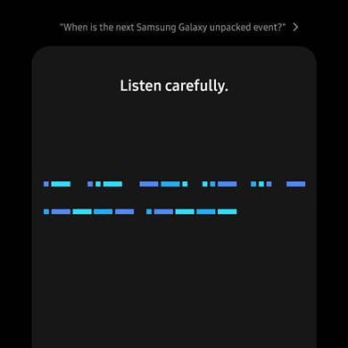 Bixby easter egg confirms the date for the next Galaxy Unpacked event