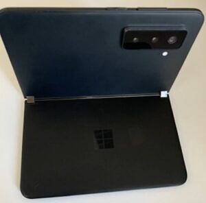 Surface Duo 2 in black