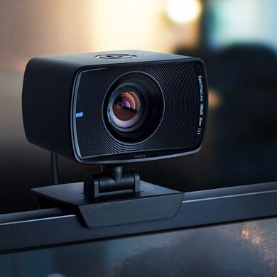 Elgato Facecam is a $199 webcam for streamers featuring Sony's Starvis CMOS sensor