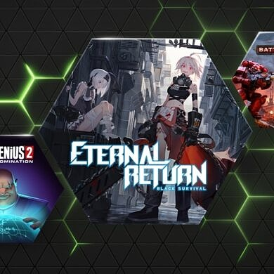 Here are the games available to stream on GeForce Now in July 2021!