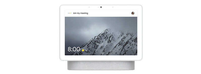 Google Workspace users can finally use Assistant on smart displays and speakers