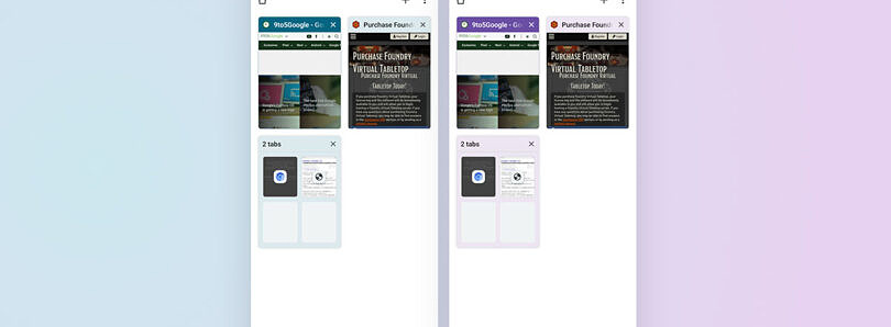 Chrome's latest experiment will make tab groups less annoying