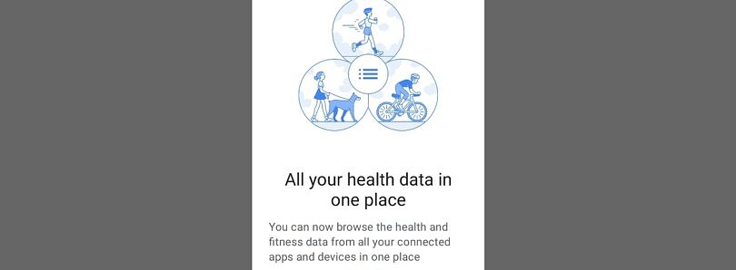 Google Fit update simplifies viewing and adding your data