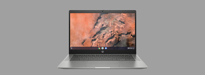 What configurations are available for the HP Chromebook 14?