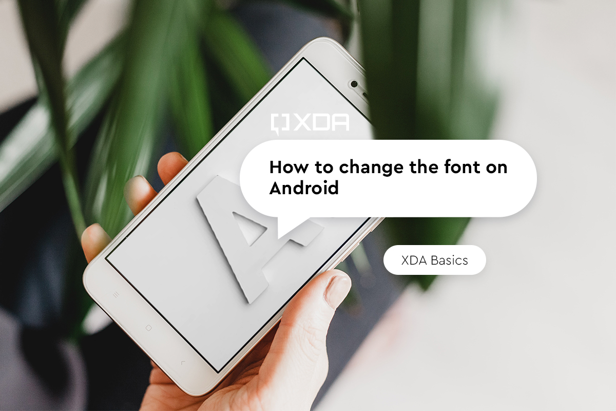 How to change font on Android through root and non-root methods