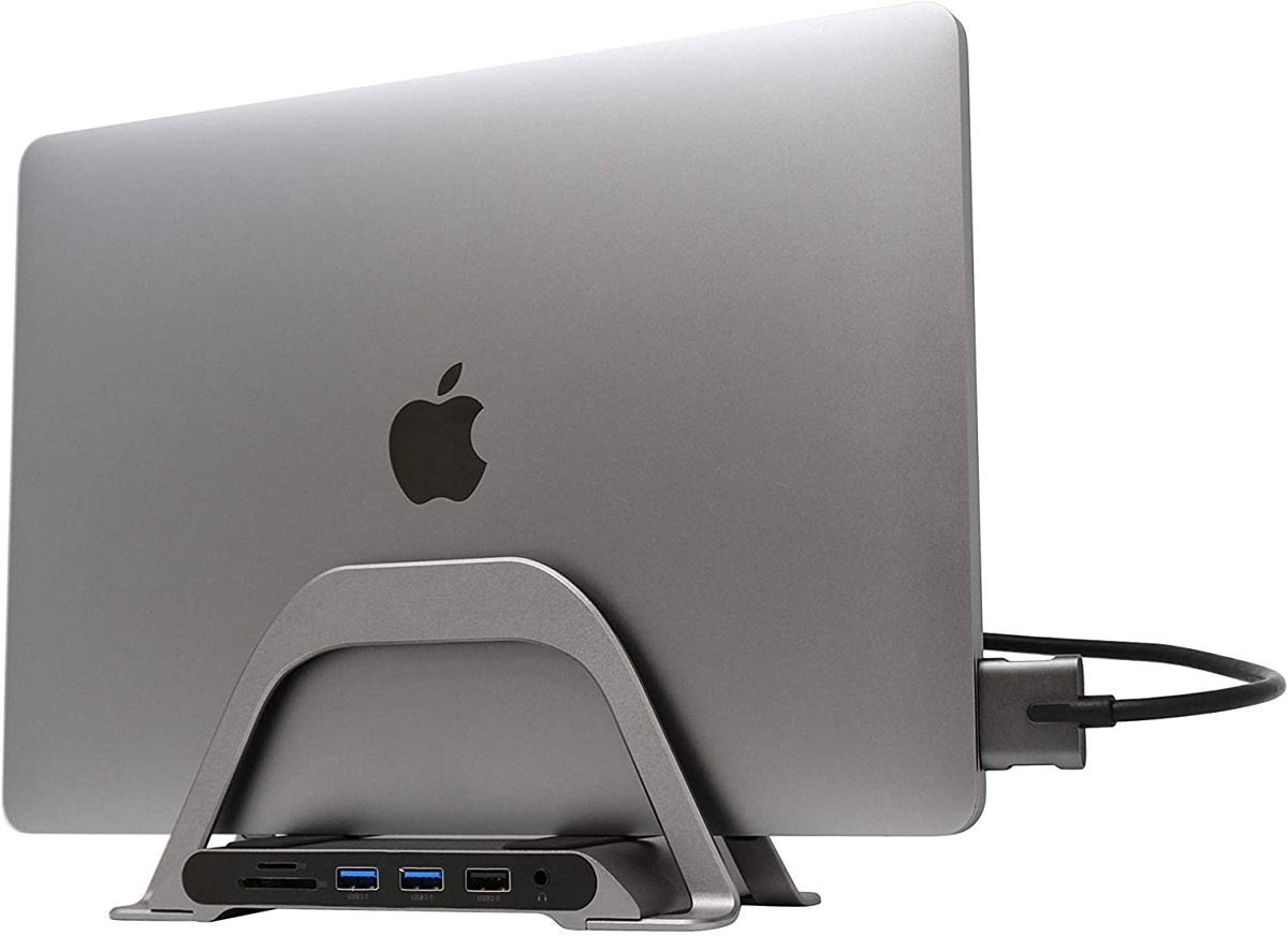 HumanCentric Vertical Stand with USB-C Dock