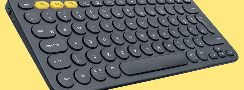 Get the Logitech K380 multi-device Bluetooth keyboard for just $21