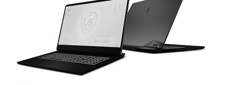 MSI launches new mobile workstations with Quadro RTX graphics