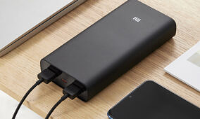 Xiaomi's new 20,000mAh (50W) fast charging power bank can charge your laptop, phone, and accessories