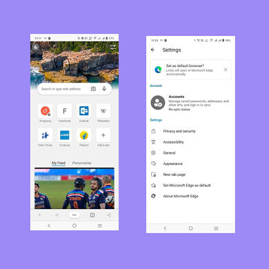Microsoft Edge 92 for Android rolling out with the unified codebase