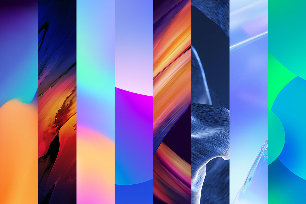 Grab the Motorola Edge 20 wallpapers before the phone's release!