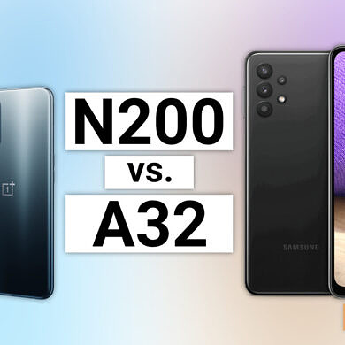 OnePlus Nord N200 vs Samsung Galaxy A32: Which budget 5G phone is better?