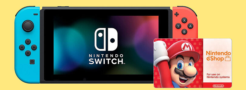Today only: Get a $50 Nintendo eShop card for $45