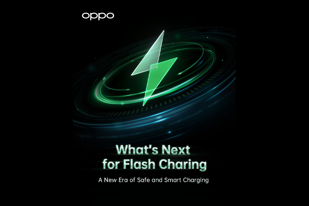 OPPO's new Flash Charge tech promises Safer, Faster, and Smarter Charging