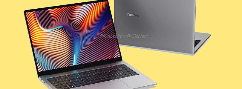 Realme Book renders show off MacBook-like design and 14-inch display