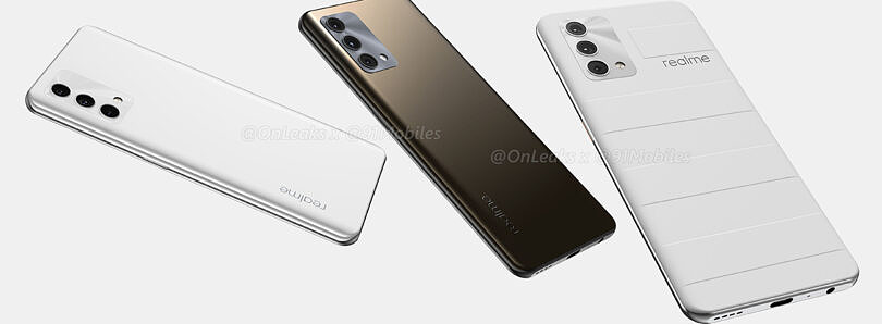 Realme GT Master Edition leak reveals its design, specifications, and price