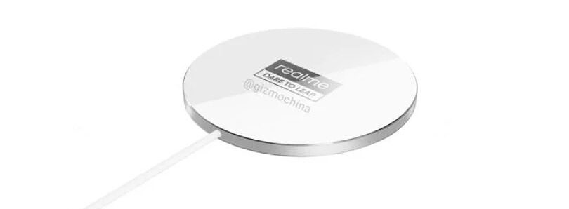 Realme is making a magnetic wireless charger like Apple's MagSafe