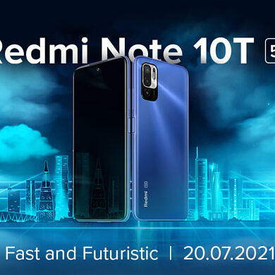 Redmi Note 10T 5G is launching in India next week