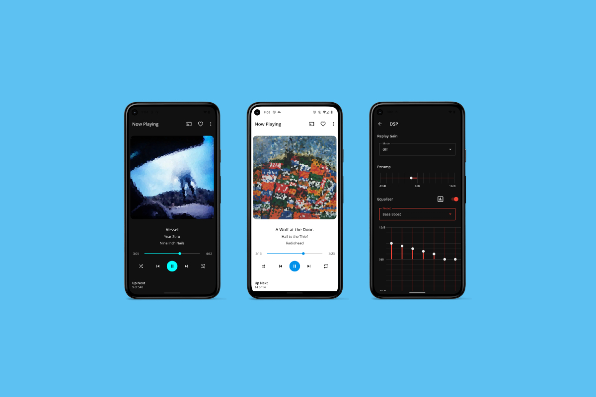 S2 Music Player, a ground-up rewrite of Shuttle, is now out of beta