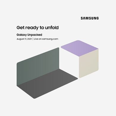 Samsung teases new foldables are coming at its Galaxy Unpacked event in August