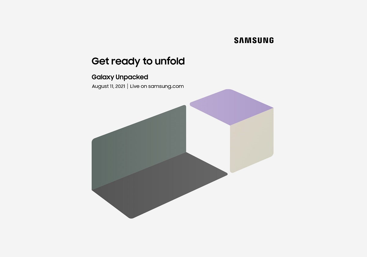Samsung teases new foldables at its Galaxy Unpacked event in August