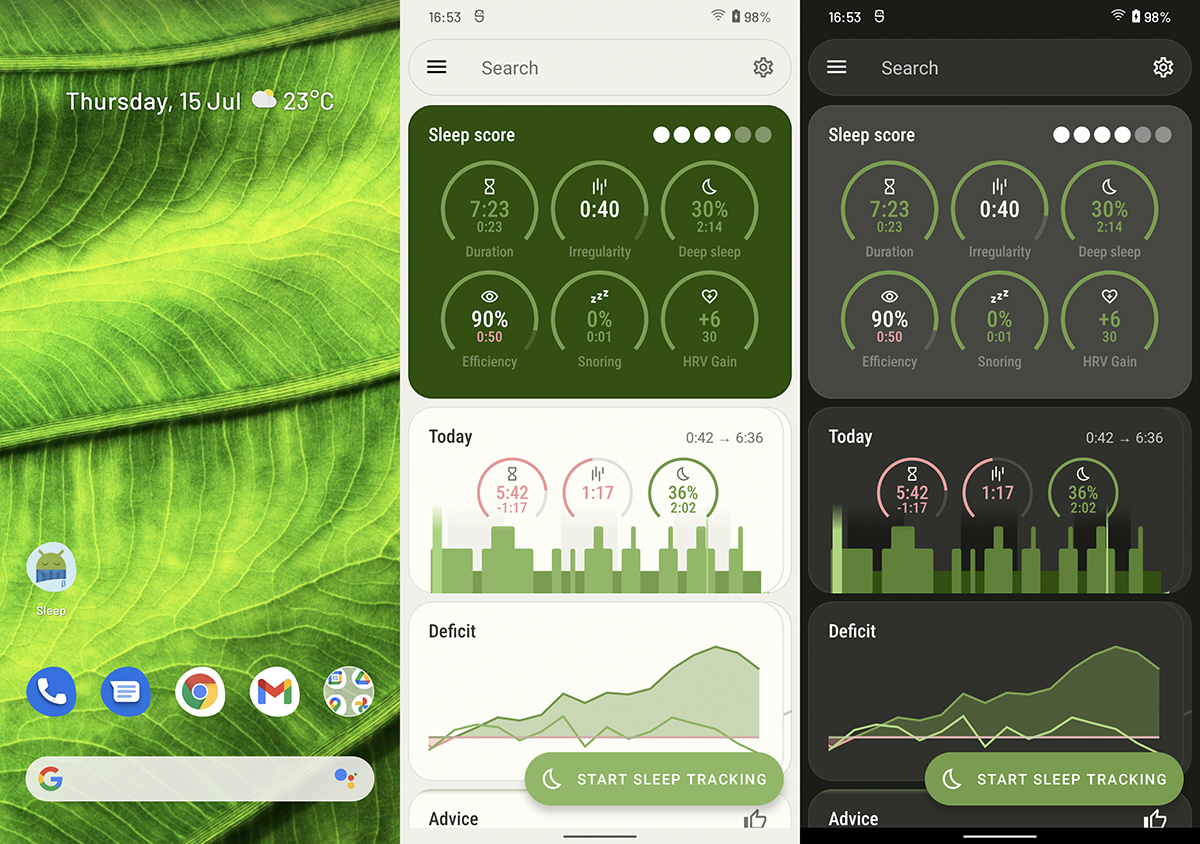 The first apps to use Android 12's Material You theming are here - XDA Developers