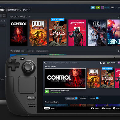 Steam's Big Picture mode will soon be replaced by the new Steam Deck UI