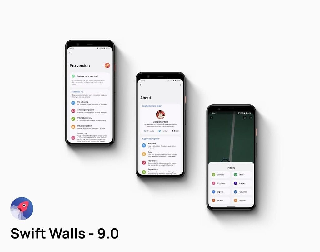 Material You SwiftWalls