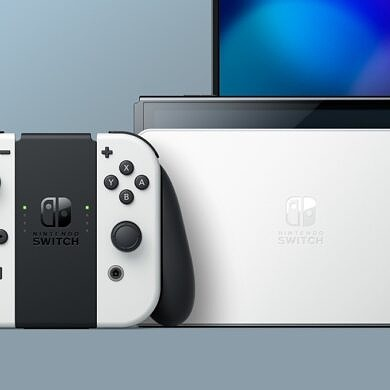 Nintendo introduces an OLED model of the Switch