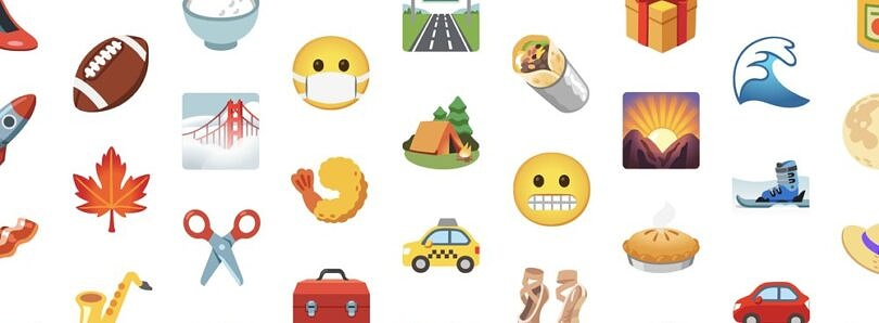 Google is updating nearly 1,000 emojis in Android 12