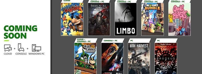 Here are the new games in Xbox Game Pass for July 2021!