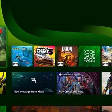 Xbox Insiders can now test a 4K dashboard for the Xbox Series X